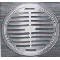China Export Europe America Stainless Steel Floor Drain Cover11 With Circle (Ф150.8mm*3mm) wholesale