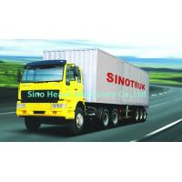 China Red 6x4 Prime Mover Truck EURO II , 5 ton Transport Semi Trailer Truck , Color Can Be Selected wholesale
