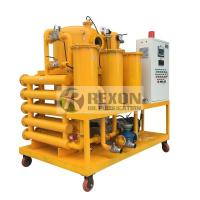 China High Vacuum Double Stage Transformer Oil Filtering Machine, Oil filtration unit, Vacuum insulation oil purifier on sale