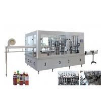 China Small Scale Fruit Juice Processing Line / Tea Manufacturing Equipment SUS304 wholesale