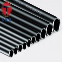 China GB/T 3639 TORICH Round Anti Rust Seamless Steel Pipes For Precision Applications wholesale