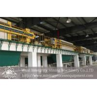 China Mining Dewatering Recessed Plate Filter Press Automatic Chamber on sale