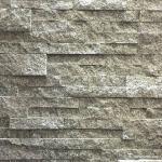 China White Grey Granite Stacked Stone Natural Flat Style Oem For Ledge Panel wholesale