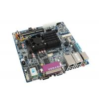 China 6 COM Dual Gigabit Lan Industrial Motherboard Mini Itx With Intel® Celeron 1037U Processor wholesale