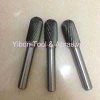 Buy cheap Shank 8mm Tungsten Carbide Polishing burrs-C1225M08 from wholesalers