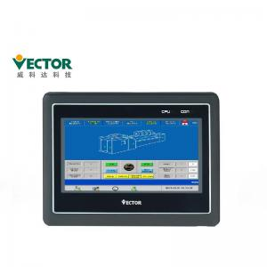 China Touch Screen 4.3Inch HMI Control Panels With Ethernet Port wholesale