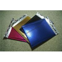 China Pink Metallic Bubble Mailers 120x165 #FD-MO wholesale