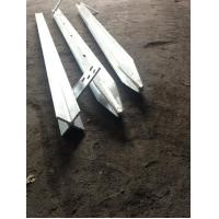 Quality HDG Welding Angle Iron Earth Ground Anchor High Strength Stable Performance for sale