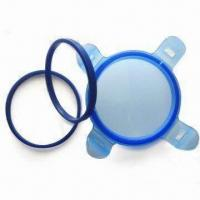 China Optimal Aspect O-Rings for Food Container, Made of Food Grade Silicone, Available in Any Color wholesale