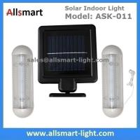 China String Solar Indoor Light Rope Drop Cord Solar Shed Light Split Type for Utility Hovel Room Corridor Courtyard Garden wholesale