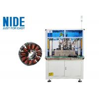 China Ceiling Fan DC Motor Stator Winding Machine 120 Rpm Efficiency Customized Color wholesale