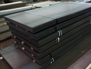 China Grade Q345C 6000mm Length Hot Rolled Carbon Steel Plates on sale