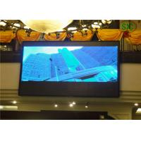 China Advertising digital Indoor SMD LED Screen Full Color  , P4 LED panel sign wholesale