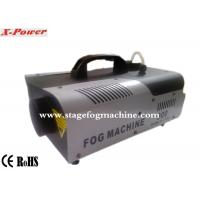China Portable DMX512 Stage Fog Machine 900Watt CE/ROHS  Approved  For home, Weeding, Live Concerts  X-06D wholesale