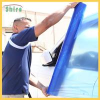 China Blue Color Self Adhesive Collision Film Wreck Wrap Self Adhesive Film wholesale