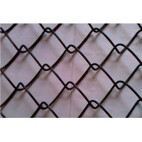 China Professional Square Chain Link Security Fence For Construction Wire Mesh wholesale