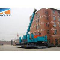 China Silent Pile Foundation Equipment 700 Ton Customized Color 1 Year Warranty wholesale