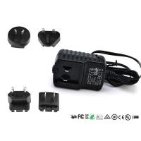 China 5V 6V 2A Interchangeable Plug Power Adapter CE FCC UL ROHS For Speaker wholesale