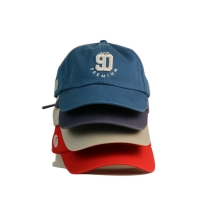 China Bsci 3d Embroidery Custom Baseball Cap Embroidered Baseball Cap Hat With Custom Logo Metal Buckle Debossed wholesale