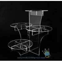 China CD (20) crystal cake stand wholesale
