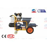 China Portable Wall Ceiling Concrete Plastering Machine For Building Pressure Grouting wholesale