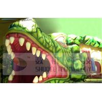 China Dinosaur Box 5D Cinema Equipment Indoor / Outdoor Large Amusement Center wholesale