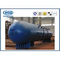 China High Temperature Gas Hot Water Boiler Steam Drum For Power Station CFB Boiler wholesale