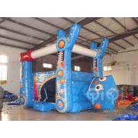 China inflatable robot bouncer robot bounce house for sale wholesale