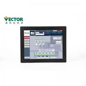 China 0.6GHZ EtherCAT Motion Controller IEC61131-3 Standard With 15 Inch HMI wholesale