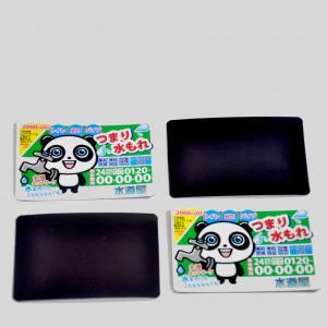 China Sublimation decoration wooden fridge magnet sticker / wooden magnet wholesale