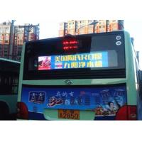 China 2 Inch Full Color P5 Car LED Sign Display Led Video Display with Aluminum Cabinet wholesale