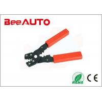 China LS-30J Terminal Hand Non Insulated Wire Crimping Tool Multifunctional Carbon Steel 170mm wholesale