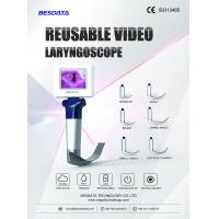 China New Glidescope Portable Video Laryngoscope FOR Surgical Intruments wholesale