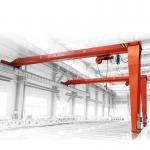 China 5T 10T Electric Bridge Hydraulic Gantry Crane Warehouse Steel Making wholesale