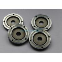 China Auto Precision Plastic Mold Components Silver Wheel Gear With Steel Material wholesale