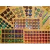 China Holographic sticker wholesale