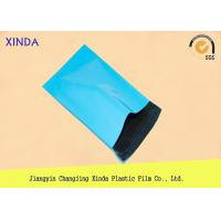 Quality Colorful Plastic Poly Mailing Bags LDPE Self Adhesive Good Strength Light Weight for sale