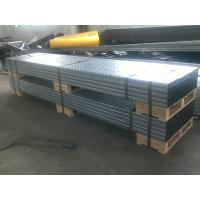China JIS G3101, SS400 Pre galvanized / Hot Dipped Galvanized C Channel of Mild Steel Products wholesale