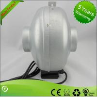 China Silent Inline Circular Duct Fan Blower For Hotel / Conference Room Air Supply wholesale