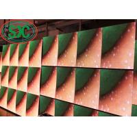 Buy cheap SMD2121 high brightness and definition  P5 indoor usage advertising led screen with 3 years warranty from wholesalers