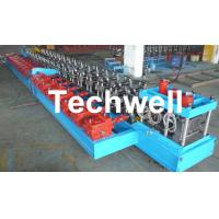 Buy cheap Quick Change C / Z Shaped Purlin Roll Forming Machine / Channel Roll Forming from wholesalers