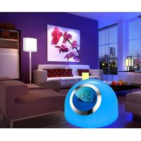 China LED mood lamp  with time and clock function wholesale