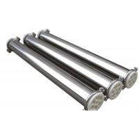 Buy cheap Built In Type SUS 304 Water Treatment Accessories , 8 Inch RO Membrane Housing from wholesalers