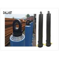 China Custom Telescopic Hydraulic Ram ,  4 Stage Telescopic Cylinder FC FE Type for Truck wholesale
