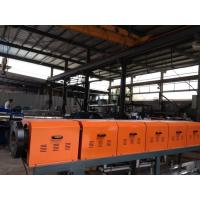 China PP Nonwoven Fabric Plastic Recycling Pellet Machine With CE Certificate wholesale
