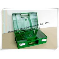 China Deluxe ABS Plastic First Aid Box Shiny Smooth Dust Proof Easy Clean wholesale
