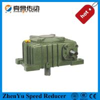 China High Torque Industrial WPX Cast Iron Shaft Mounted Speed Reducer Hollow Shaft wholesale