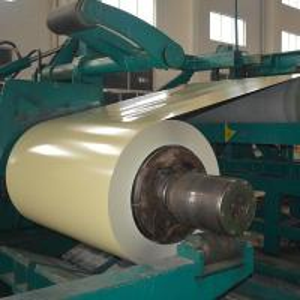CS TYPE PPGI Steel Coil 3 - 10 MTmax Coil Weight Customized Length