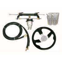 16 Cc/Rev Outboard Motor Hydraulic Steering Kit , Professional Outboard Steering Kit