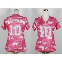 China $18usd 2013 Nike Nike Washington Redskins jerseys Women's Fashion Jersey New Pink Camo wholesale